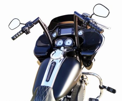Jerry Wever harley Road glide