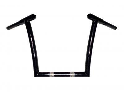 "12"" HELLS GATE APE HANGER CUSTOM HANDLEBARS FOR INDIAN SPRINGFIELD"