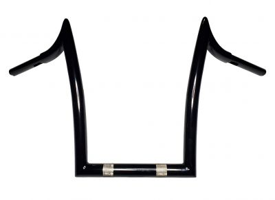 "12"" MERCENARY APE HANGER CUSTOM HANDLEBARS FOR INDIAN SPRINGFIELD"
