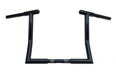 "14"" HELLBENT SG  BAR CUSTOM APEHANGER HANDLEBARS FOR HARLE"