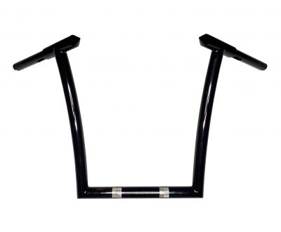 "14"" HELLS GATE APE HANGER CUSTOM HANDLEBARS FOR INDIAN SPRINGFIELD"