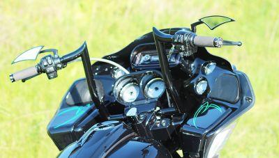 Scott Black's 2012 Harley Road Glide