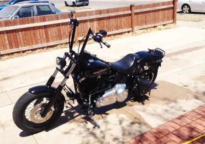 Mark Rider's 2008 Harley cross bones