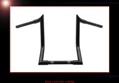 SPIKE BEND MID APE CUSTOM HANDLEBARS FOR VICTORY CROSS COUNTRY