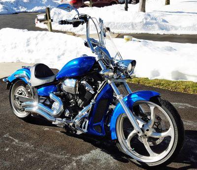 Darly Stockton 2011 Yamaha Stryker