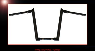 "14"" PHATT BEND 1-1/2 CUSTOM HANDLEBARS FOR VICTORY 8 Ball, Highb"