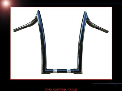 "14"" MERCENARY BARS HANDLEBARS FOR HARLEY ROAD GLIDES"