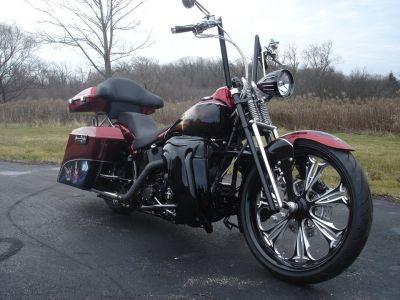 Andrew B Lukasik 1998 Harley Springer