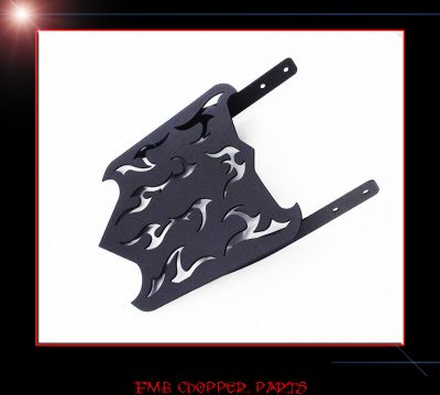 VICTORY CROSS COUNTRY TRIBAL DESIGN REAR BACK REST LUGGAGE RACK